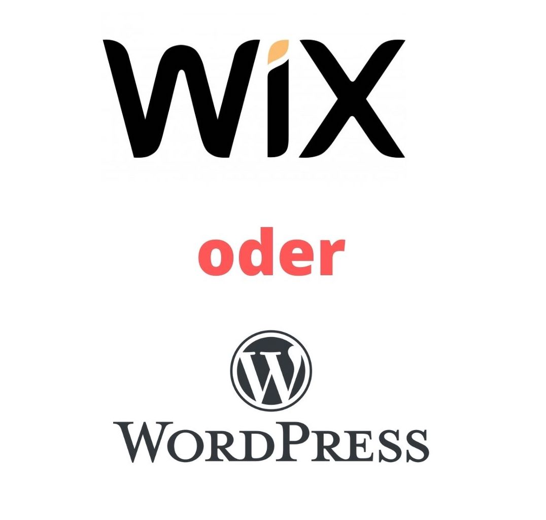 Wix oder Wordpress